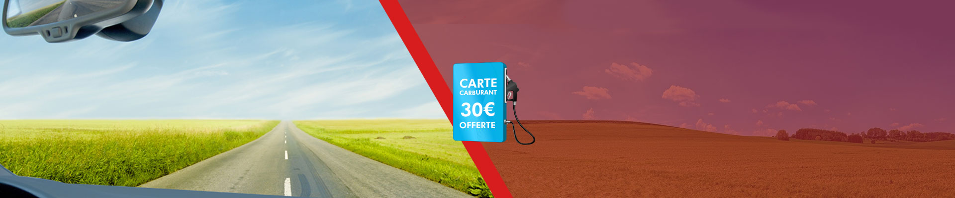 Offre Carte Carburant 30 euros